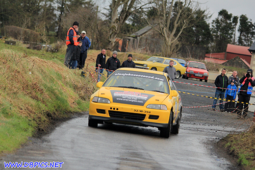 Darren Young & Sean Walsh Class Winners Mayo 2014