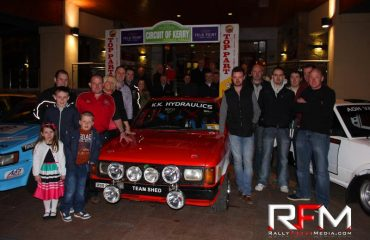 Rally Launch - Fels Point Circuit of Kerry 2014