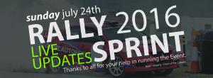 Rallysprint 2014 Banner