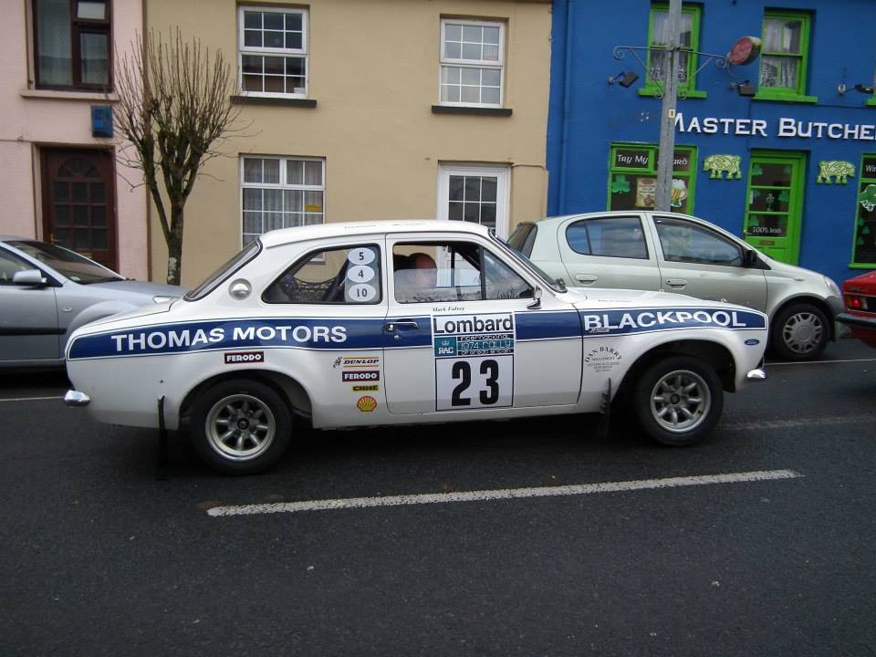 Historic rally expert enters Rose Hotel Circuit of Kerry Rally ...